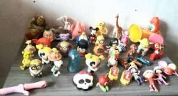 Lote de brinquedos diversos