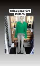PROMOÇÃO Calça jeans