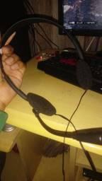 Headset em ótima estado