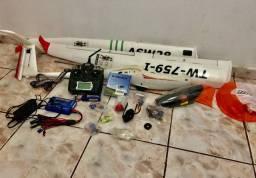 Aeromodelo asw28