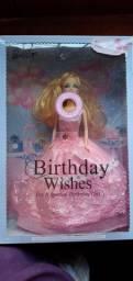 Boneca da Barbie na caixa