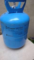 Gás fluido refrigerante
