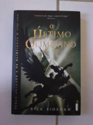 Livro O Último Olimpiano