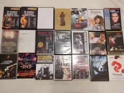 Dvds vários ritmos