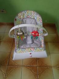 Cadeira vibratória /Fisher price /infantil /usada