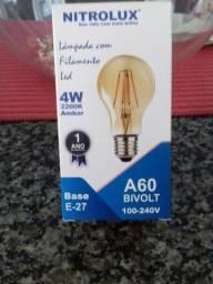 Lâmpada De led com filamento