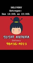 SUSHI ANINHA DELIVERY