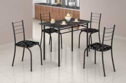 Título do anúncio: Mesa 4 Cadeiras Rio 60/100( produto novo na caixa)