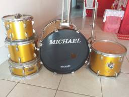 Bateria Michael incompleta 600