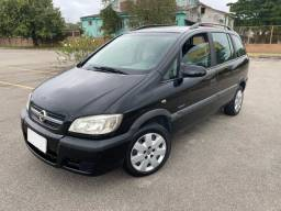 Gm Chevrolet Zafira confort 2.0 manual 7 lugares + GNV