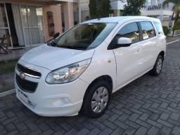 Chevrolet Spin, LT, completa, GNV, licenciada 2020, aceito troca e financiamento