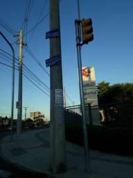 Terreno 5,5 x25 Rua do Zaffari Hípica - Cód. 376