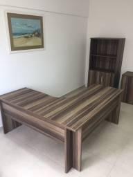 Mesa em L 1,60m por 1,60