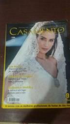 Revista casamento edição especial de aniversario