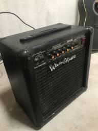 Amplificador baixo - Bass amplifier caixa