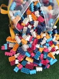 Brinquedo blocos de montar com 1000 peças