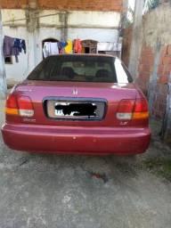 Vendo Honda Civic 98 Lx em bom estado