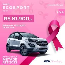 Ford Ecosport FSL 1.5 MT 20/21 0Km - Polyanne *