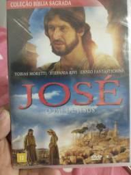 Dvd José (pai de Jesus) Coleção sagrada