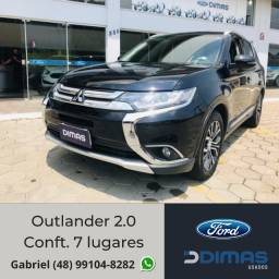 Mitsubishi Outlander 2.0 Confort 7 Lugares