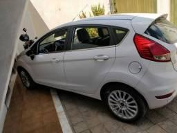Fiesta titanium 1.6 aut. 13/14