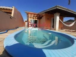 3 dormitórios com piscina!