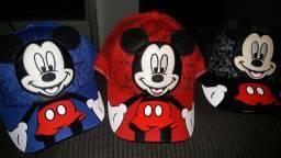 Boné Mickey mause infantil