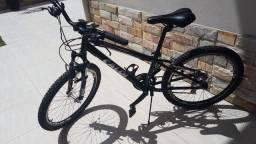 Bicicleta aro 24 caloi