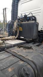 Equipamento hidráulico para cacamba hyva