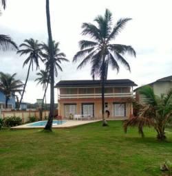 Linda Casa Frente Mar - Vilas do Atlântico - Lauro de Freitas -BA