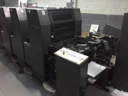 Impressora offset Heidelberg sm 52-4 ano 1998