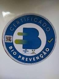 Transporte escolar com Bio prevenção