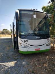 Ônibus Scania completo