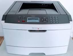Impressora Laser Lexmark E460, Em Ótimo Estado