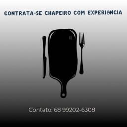 PROCURO CHAPEIRO