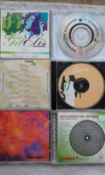 Musica Popular Brasileira - Bossa Nova - CD's Novos