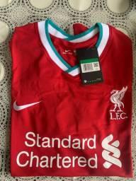 Camisa do Liverpool 20/21
