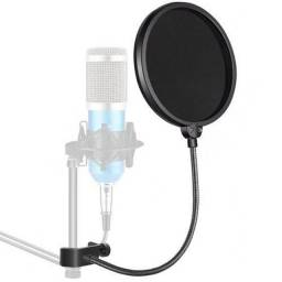 Pop filter p microfone