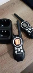 Par De Radio Comunicador Talkabout Motorola Mr350