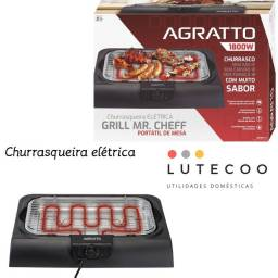 CHURRASQUEIRA ELÉTRICA AGRATTO