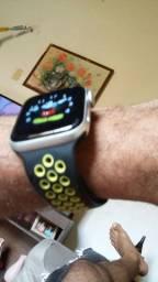 Iwo 8 Plus! Apple watch 230 reais.