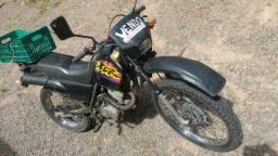 Moto Honda XLR