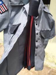roupa milita