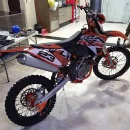 KTM 450 EXC 2008