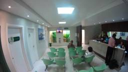 Sala no Centro Odontomédico Jardins