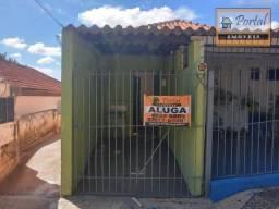 Casa com 1 dormitório para alugar por R$ 650,00/mês - Vila Cardoso - Campo Limpo Paulista/