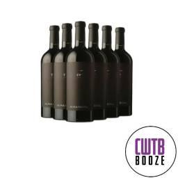 Caixa - Vinho Argentino Alma Negra Tinto - Safra 2017