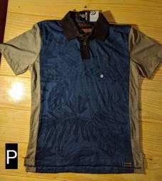 Camiseta de Gola Polo