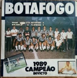 disco de vinil botafogo 1989