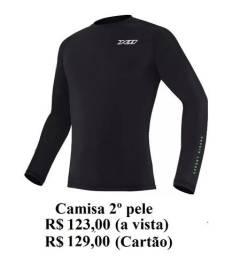 Segunda pele climate X11 calça ou camisa com proteção uv JL Parts